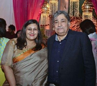 Anshu and Varun Khanna
