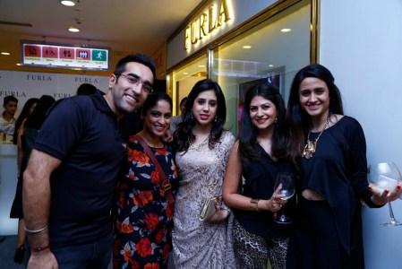 Anun Dhawan, Divya Chugh, Tanisha Gambhir, Devina Badhwar, MItali Wadhwa
