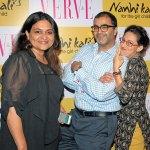 Anupa Mehta, Asad Lalljee, Avantika Akerkar, Verve collaborated with Nanhi Kali to host a special screening of Oscar-winner Megan Mylan's film After My Garden Grows