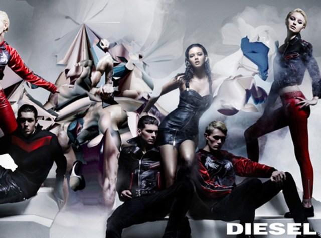 Diesel  Fashion AW 2014 campaigns