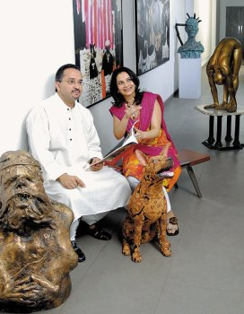 Dinesh and Minal Vazirani: A balanced perspective