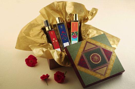 Diwali hamper from Forest Essentials