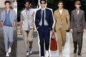sneakers and suits get the look men