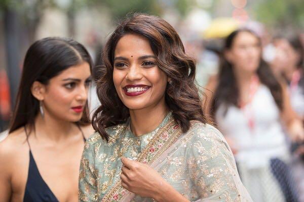 Priyanka Bose at the Toronto International Film Festival