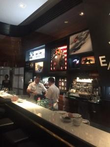 """IWC Booth """"bar"""""""