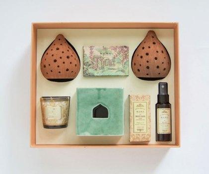 Kama Ayurveda Diwali gift box