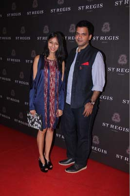 Surabhi and Nachiket Barve