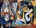 Pablo Picasso, Les Femmes d'Alger or The Women of Algiers