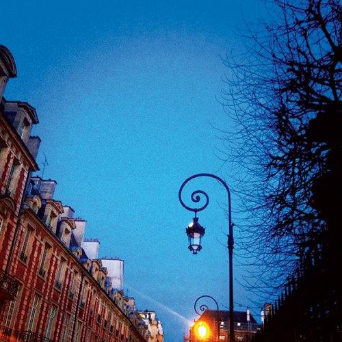 Paris streetscapes