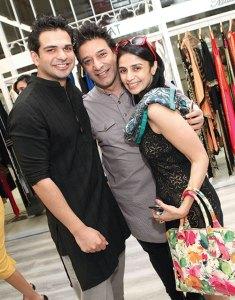 Rahul Arora, Suneet Varma, Mamta Malhotra