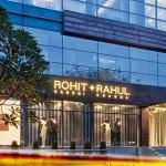 Rohit Gandhi and Rahul Khanna, Fashion Designer, New Delhi