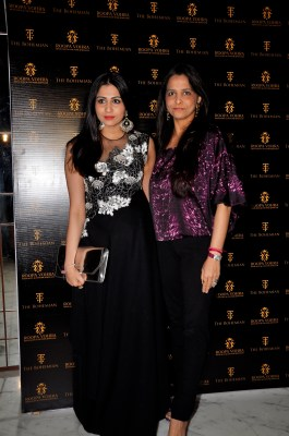 Roopa and Mitaali Vohra