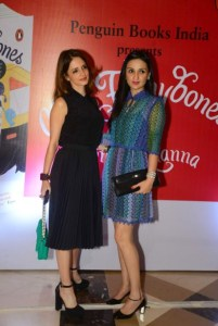 Sussane Khan and Anu Dewan