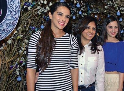 Tara Sharma, Munisha Khatwani, Sanjeeda Sheikh