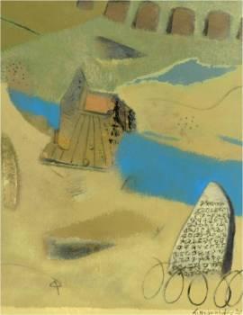 The ancient river - I