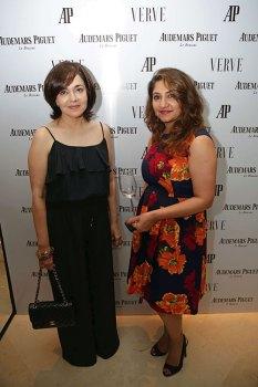 Vinita Bimbhet, Sheetal Munshaw