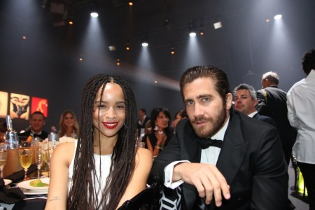 Zoe Kravitz, Jake Gyllenhaal