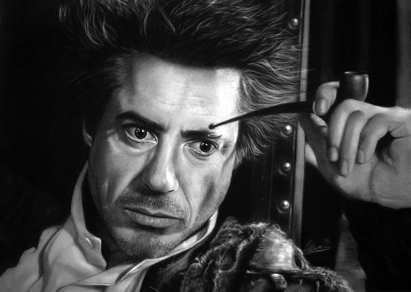 Sherlock Holmes: Robert Downey Jr.