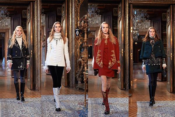 Chanel Metiers d'art show 1