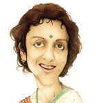 Radhika Jha, writer, Smell, Lanterns