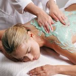 Sea Spa Glow Body Scrub, Body scrubs & massages