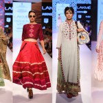 day 2 lakme fashion week summer resort handloom and textiles