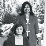 Cherie Blair, Founder, Cherie Blair Foundation for Women, Kiran Mazumdar Shaw, Chairperson, Biocon Ltd