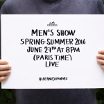 hermes livestream mens collection for spring summer 2016 paris live