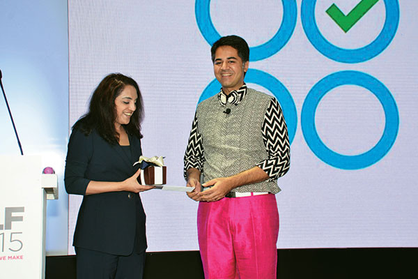 Sheena Iyengar, award-winning Columbia University professor and bestselling author, Parmesh's Viewfinder
