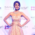 Shilpa Shetty, actress, Knight Frank Wealth Report event