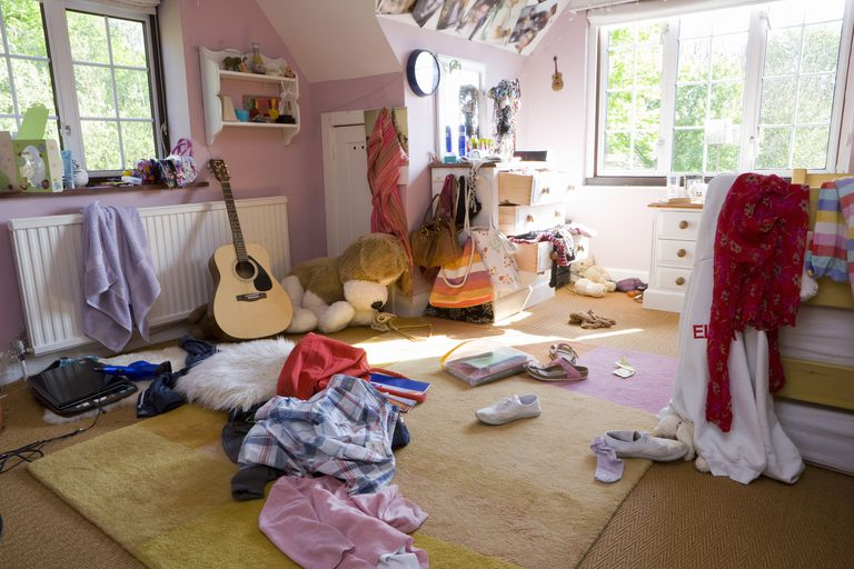 What Does A Messy Room Say About Your Personality