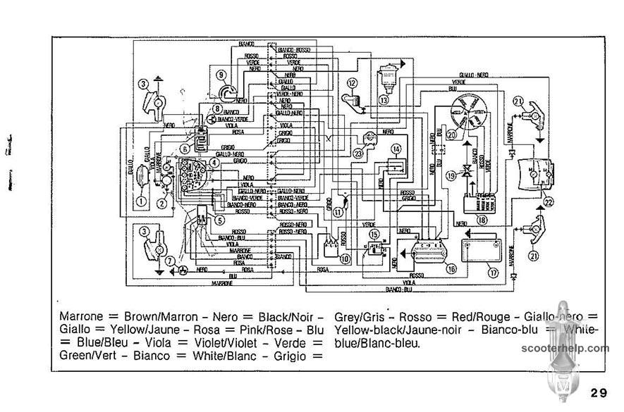 2002 road king wiring schematic