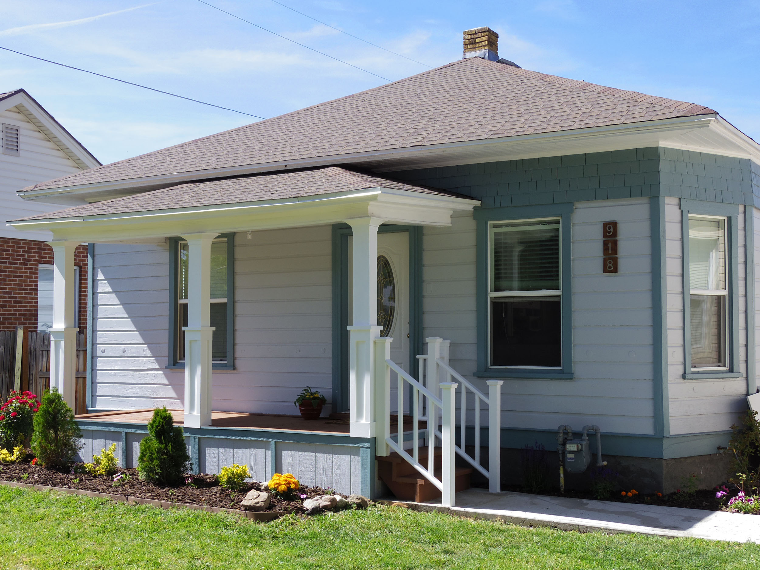 JUST SOLD!  Updated Historic Ogden Cottage