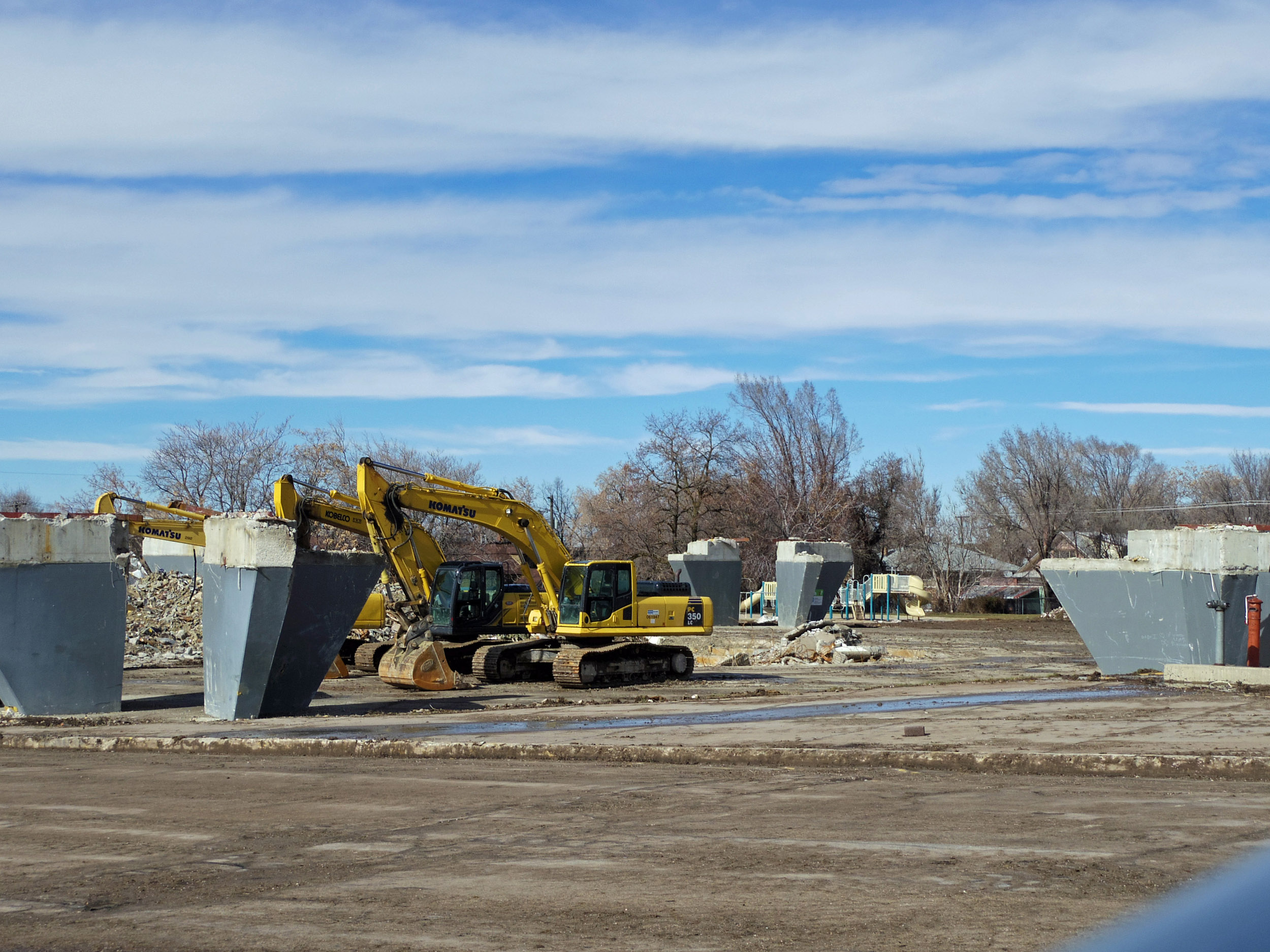 OGDEN RISING: Dee Demolition and Commercial Come-Down
