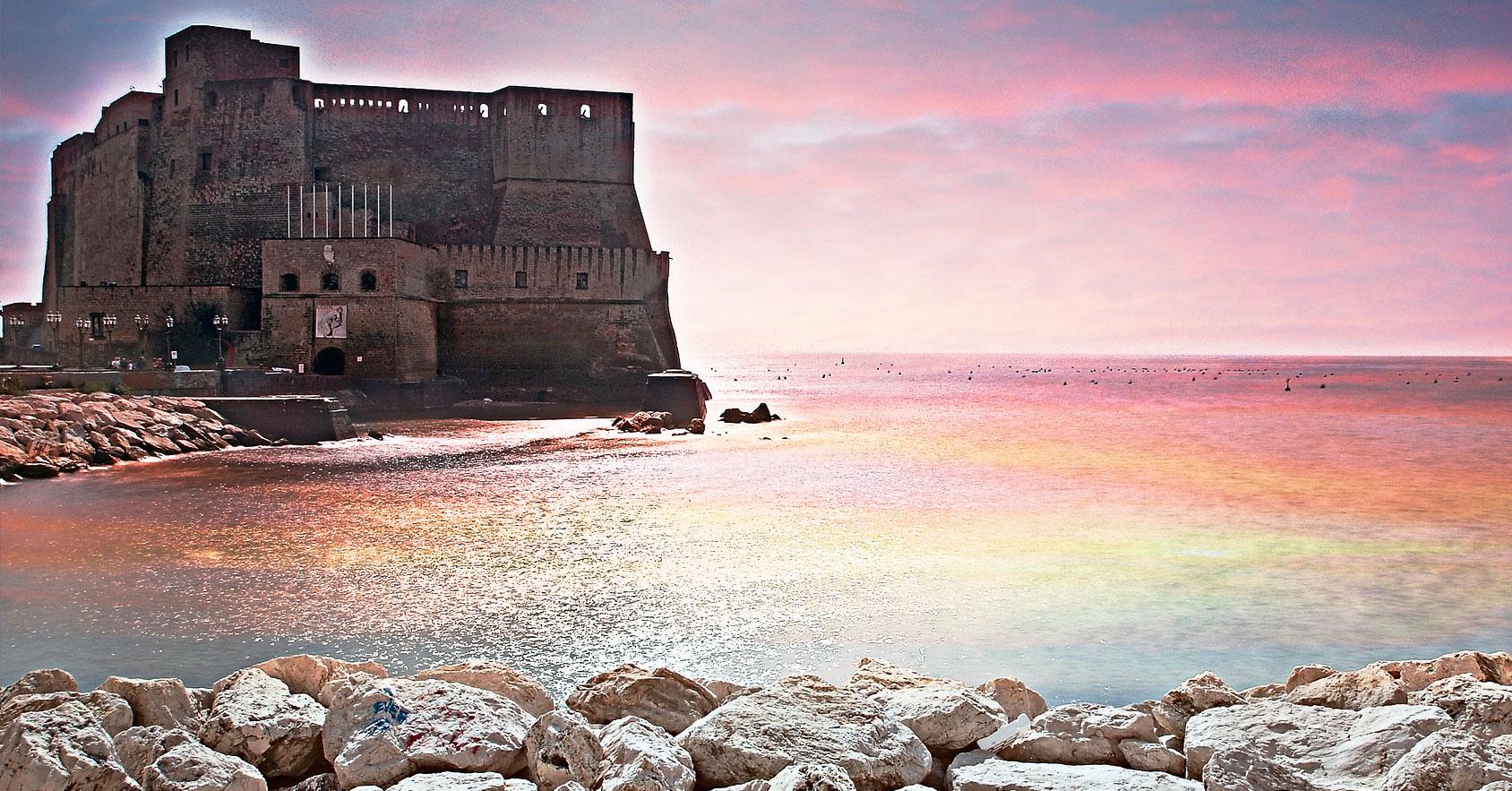 Neon Wallpaper Hd I Quot 10 Buoni Motivi Per Andare A Napoli Quot Secondo La Rivista