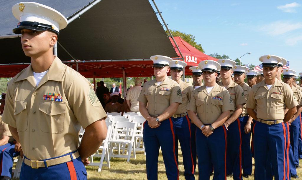 NYC Marine Centennial \u2013 Veterans Rebuilding Life