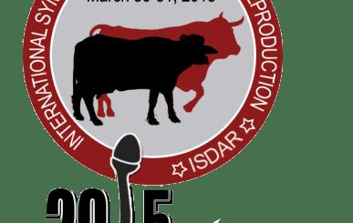 NTERNATIONAL SYMPOSIUM ON DAIRY ANIMAL REPRODUCTION (ISDAR 2015)