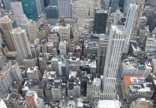 Hoe plan ik mijn trip naar New York?