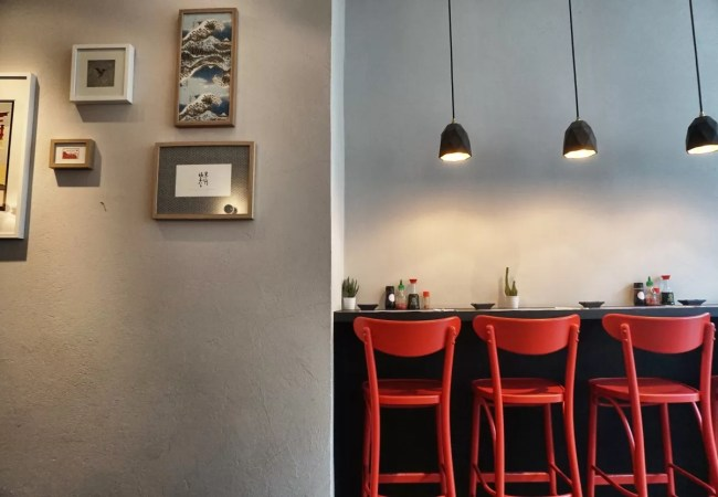 Hotspot: Restaurant Takumi in Brussel