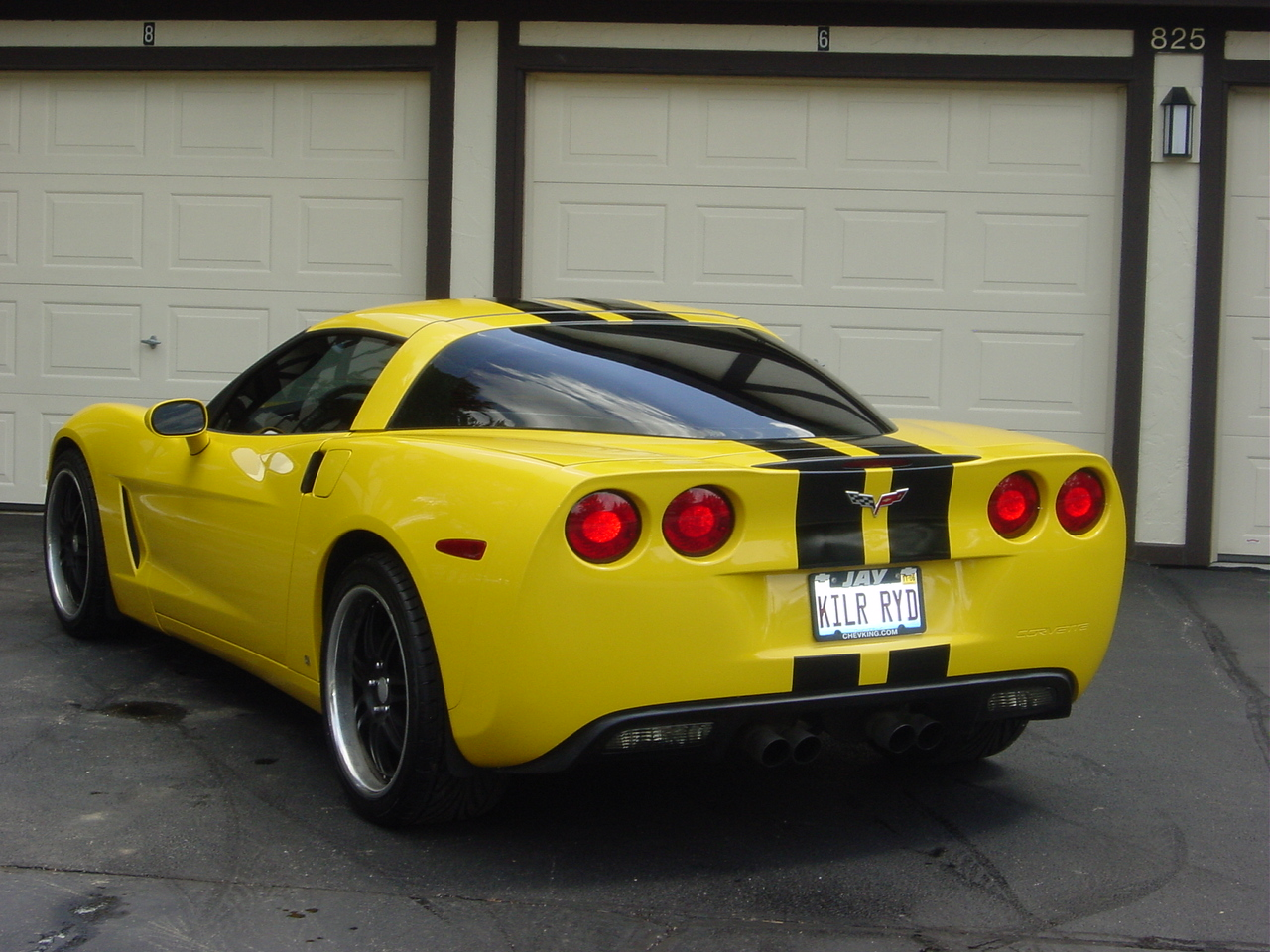 c5 corvette racing stripes