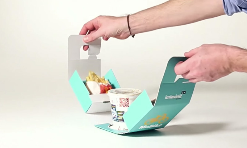 25 Creative Food Packaging Design Ideas for Your Restaurant Business - creative packaging ideas