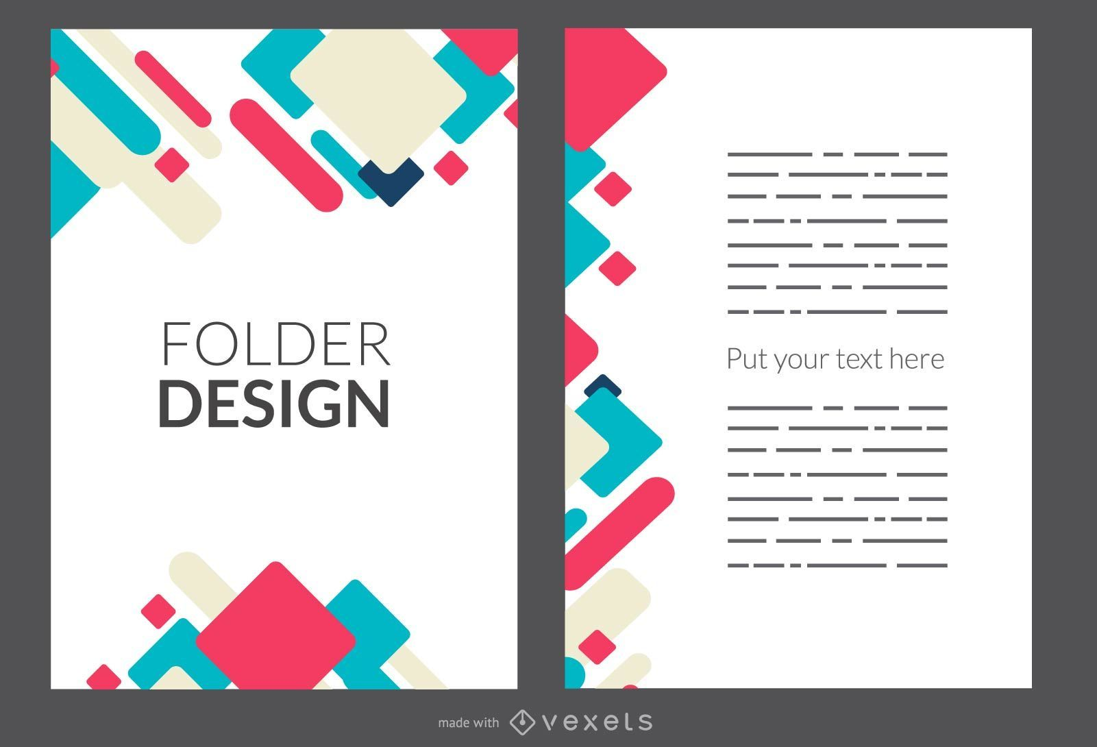 folder cover templates