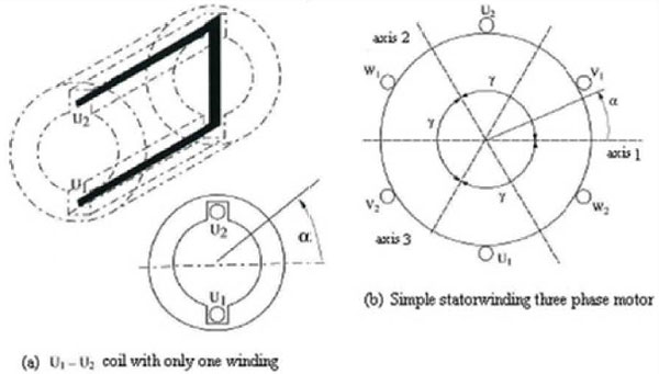 welding transformer winding diagram