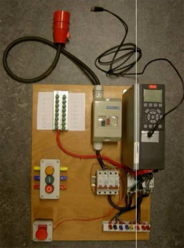 Variable Frequency Drive Setup