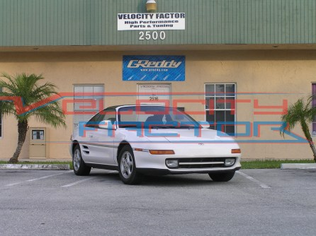 Toyota MR2 - Before