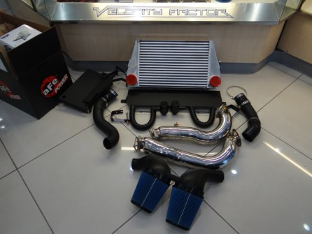 Track Day Essentials Air Intake and Exhaust Systems