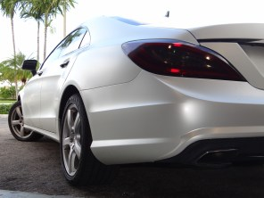 Velocity Factor Mercedes CLS550 Appearance Upgrade
