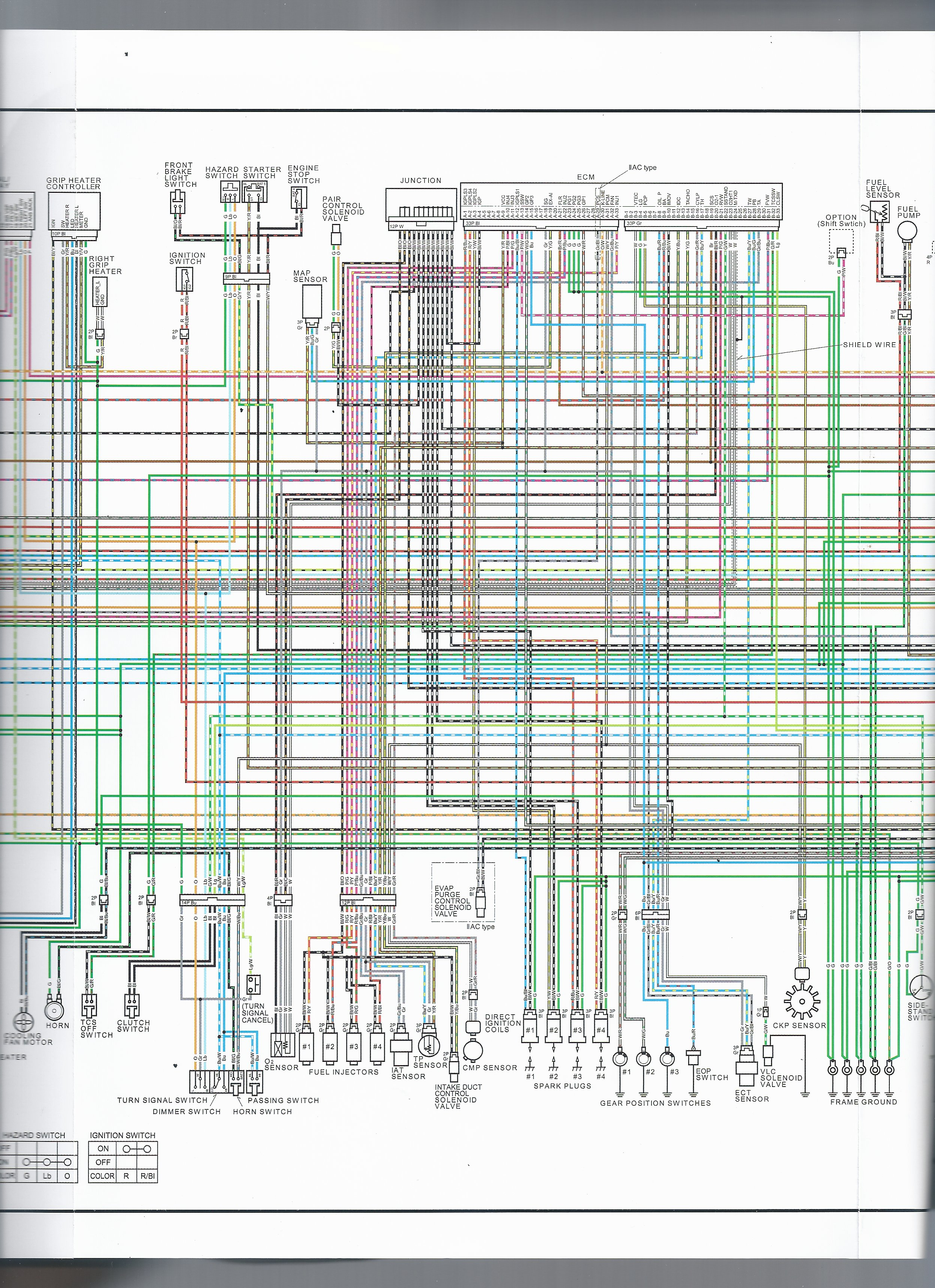 1963 Bobcat M600 Wire Diagram Blog About Wiring Diagrams 600 Honda Vfr 800 Auto Electrical Melroe 610