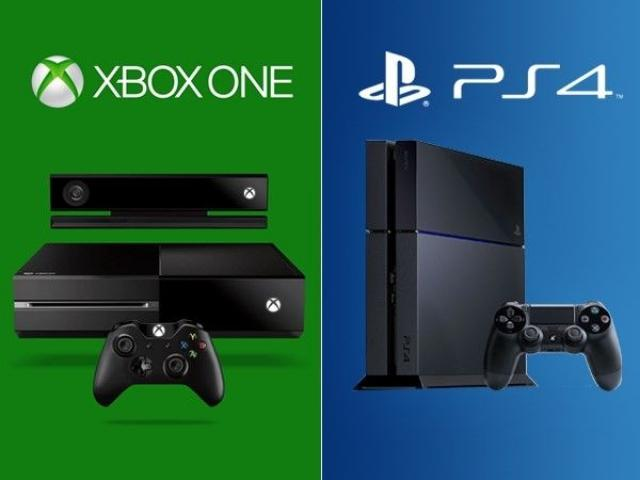 PS4 and Xbox One Account for Two Thirds of Physical Game Sales
