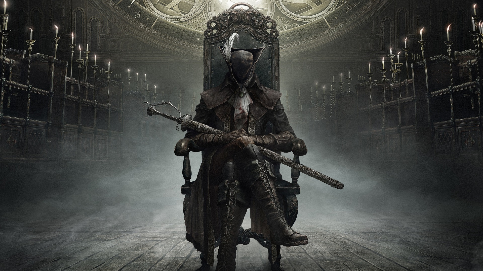 Fallout 4 Wallpaper Hd One Bloodborne Boss Was Originally Supposed To Have A Much